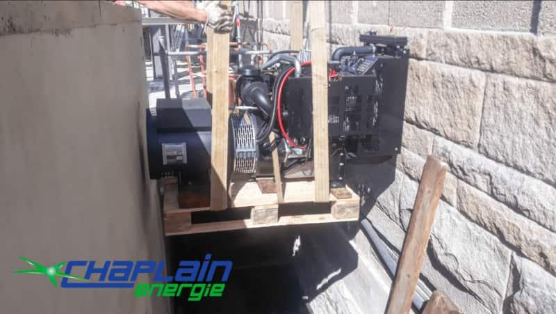vente et installation de groupe électrogène dans le Grand Ouest