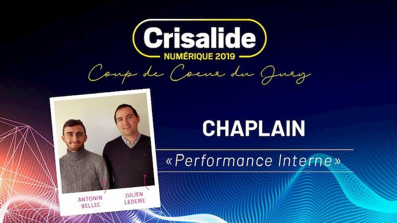 Crisalide Numérique 2019