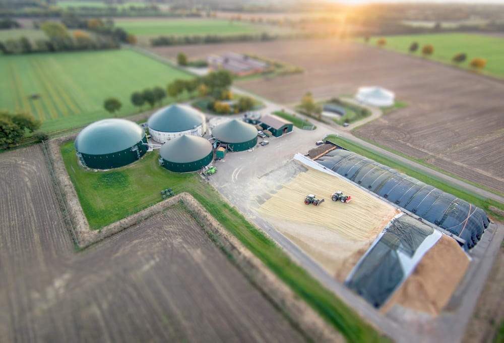 production biogza chez chaplain energie