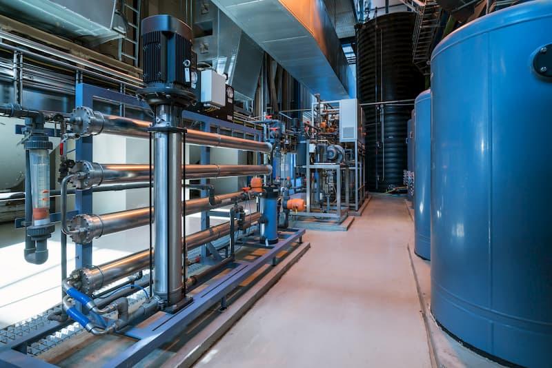 installation-centrale-cogeneration-biogaz- méthanisation groupes électrogènes